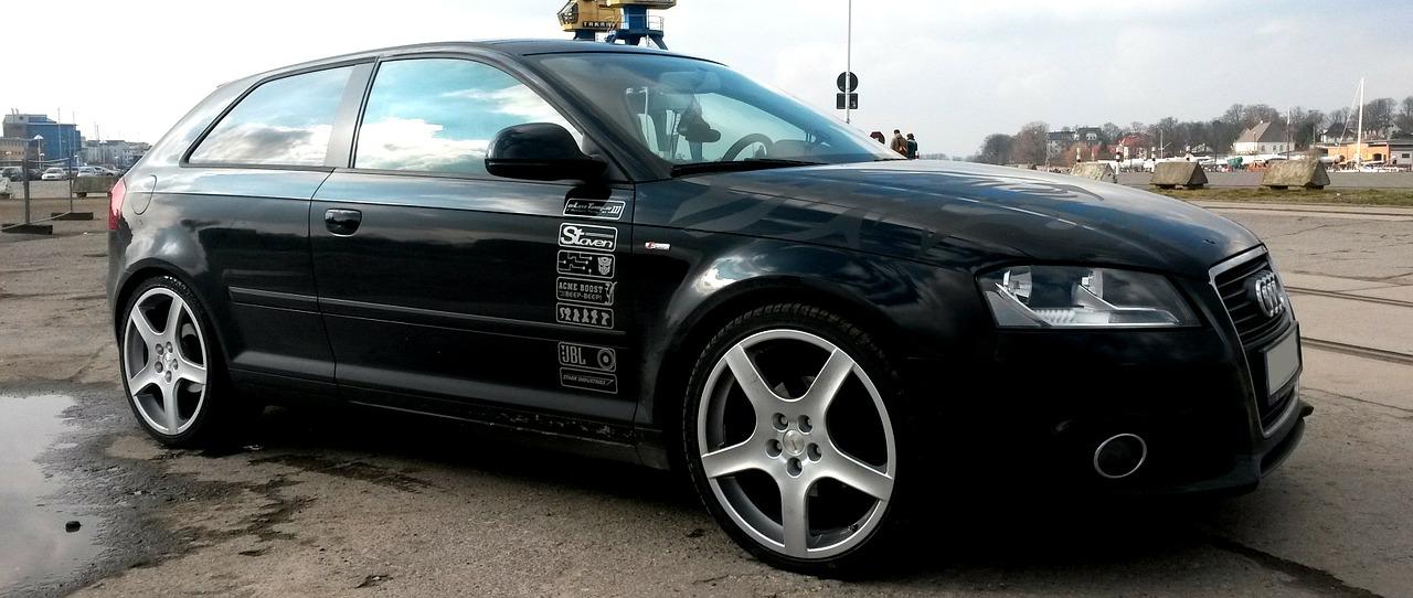2006 Audi A3 Test na putu