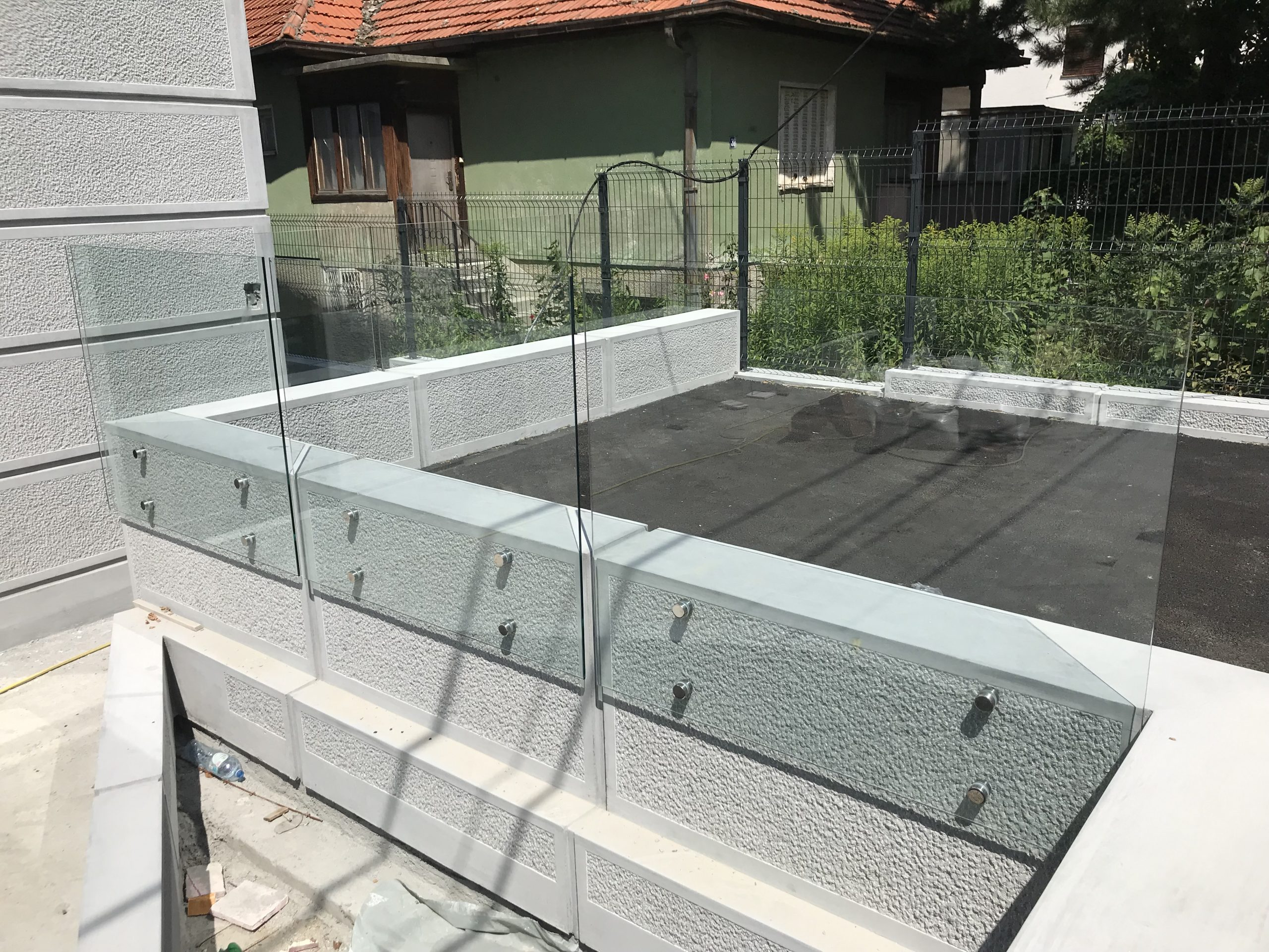 Uređenje terase